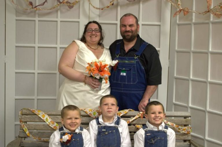 My three sons – Natalie's birth stories