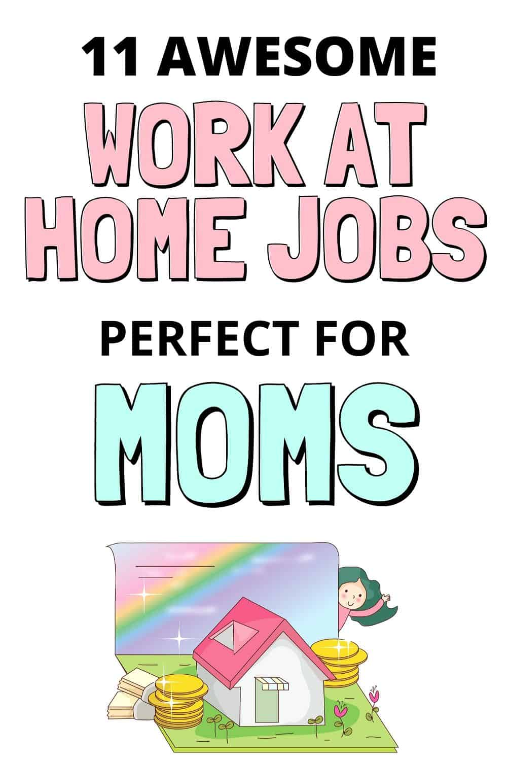 11 awesome work at home jobs perfect for mums