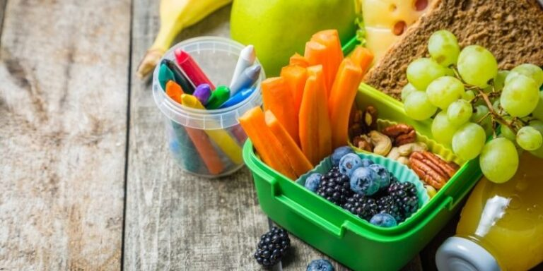 Homeschool summer lunch ideas – top tips for keeping little learners well fed!