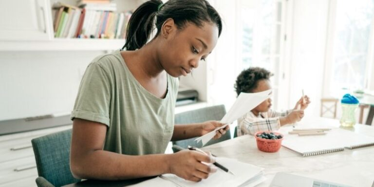 How To Create Work/Life Balance As A Work At Home Mom
